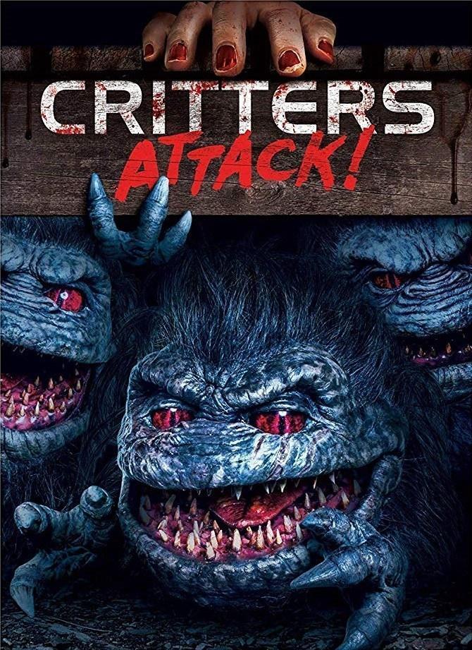 Critters Attack! [2019][Dual Latino][1080p][MEGA y GD]