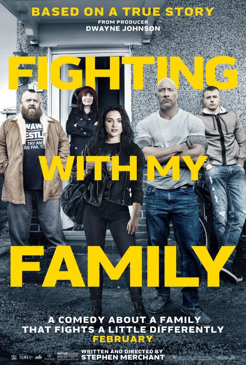 Luchando Por Mi Familia [2019][Dual Latino][1080p][MEGA]