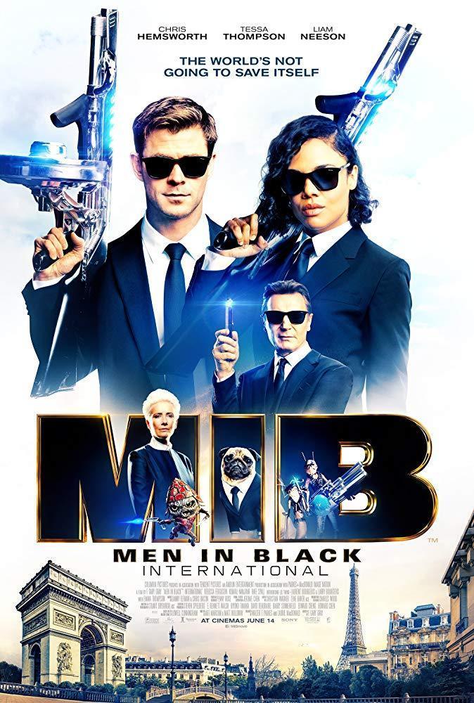 Hombres de negro: MIB Internacional[2019][Latino][720p][MEGA y GD]