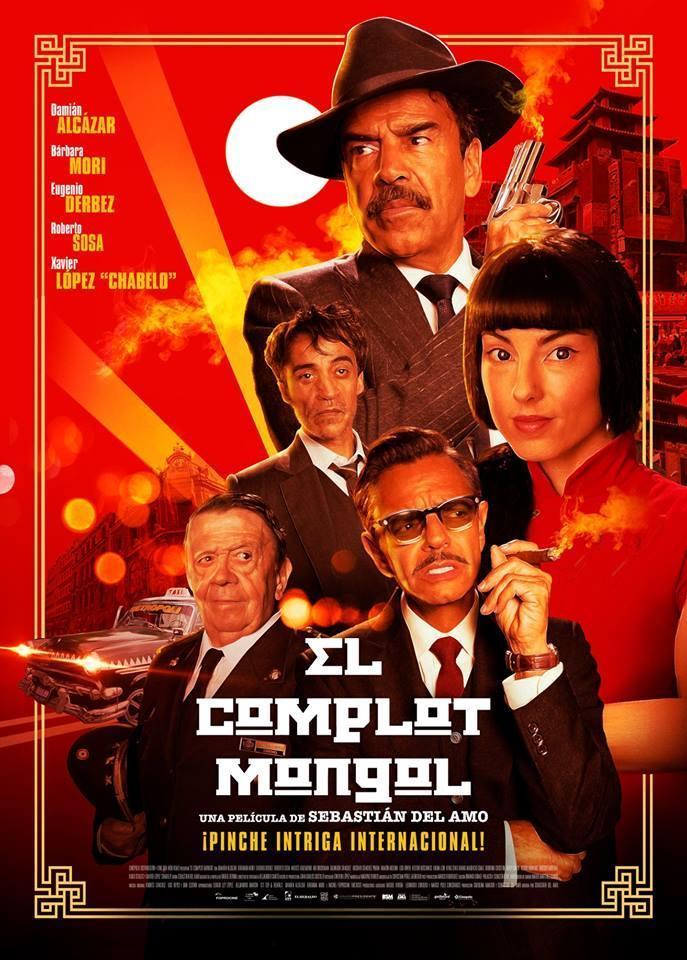 El Complot Mongol [2019][Español Latino][1080p][MEGA]