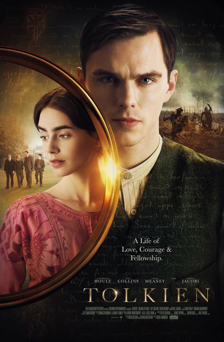 Tolkien [2019][Español Latino][1080p][MEGA]