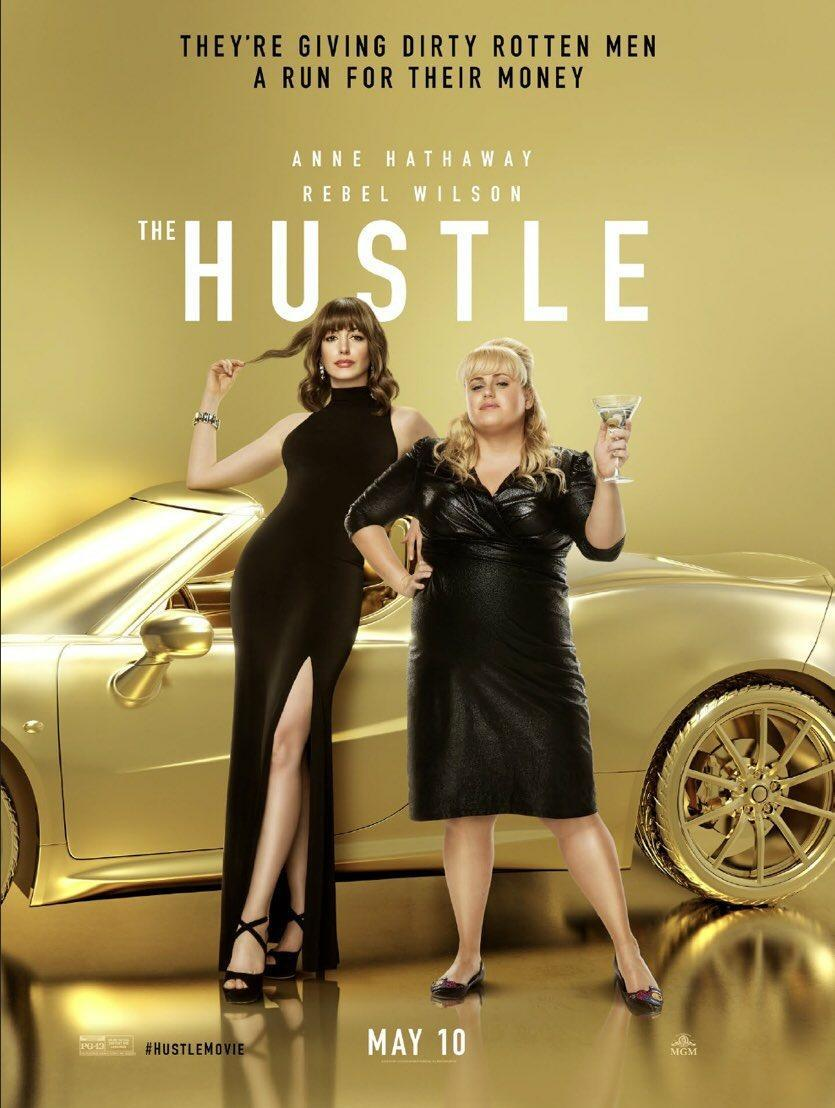 The Hustle [2019] [4k] [Dual Latino] [MEGA] Subida Propia