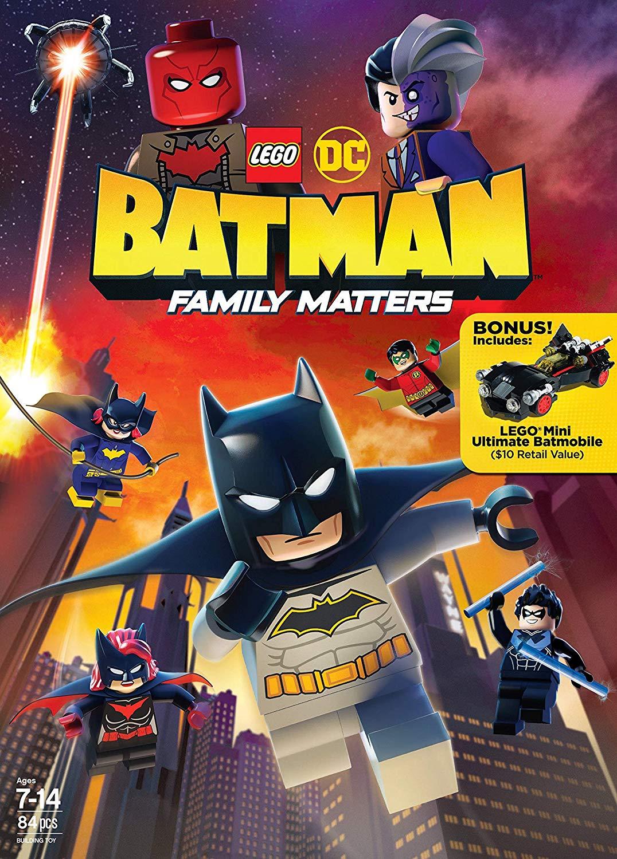 LEGO: Batman – Family Matters [2019][Español Latino][1080p][MEGA]