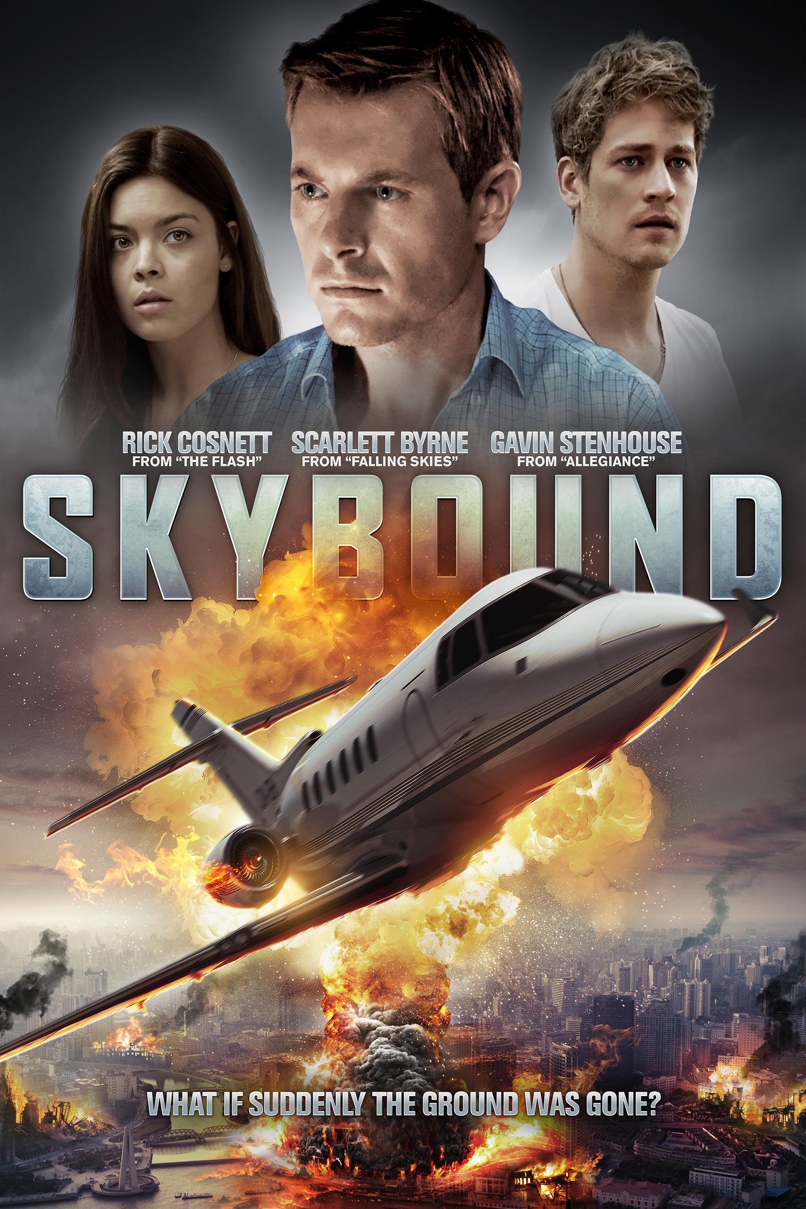 Skybound [2017][Español Latino [1080p][MEGA]