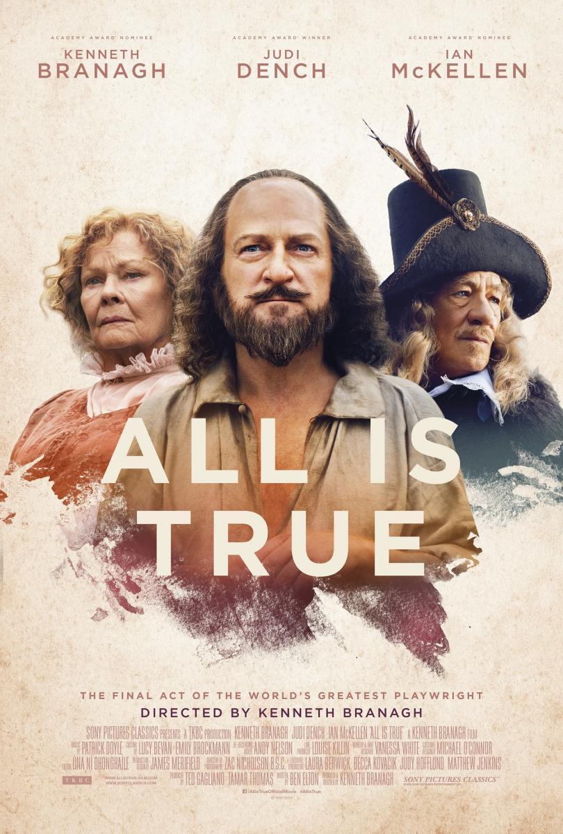 All Is True [2018] [1080p] [Latino] [MEGA]