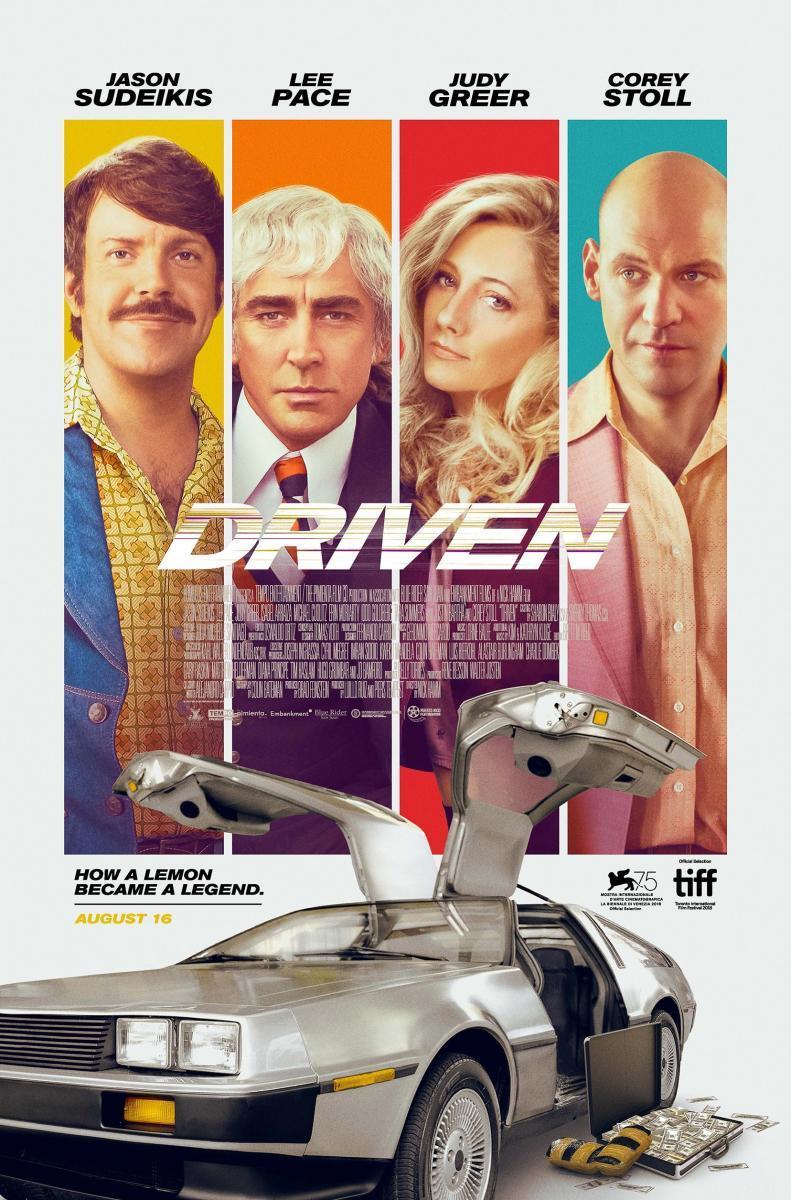 Driven [2018][Latino][1080p][MEGA]