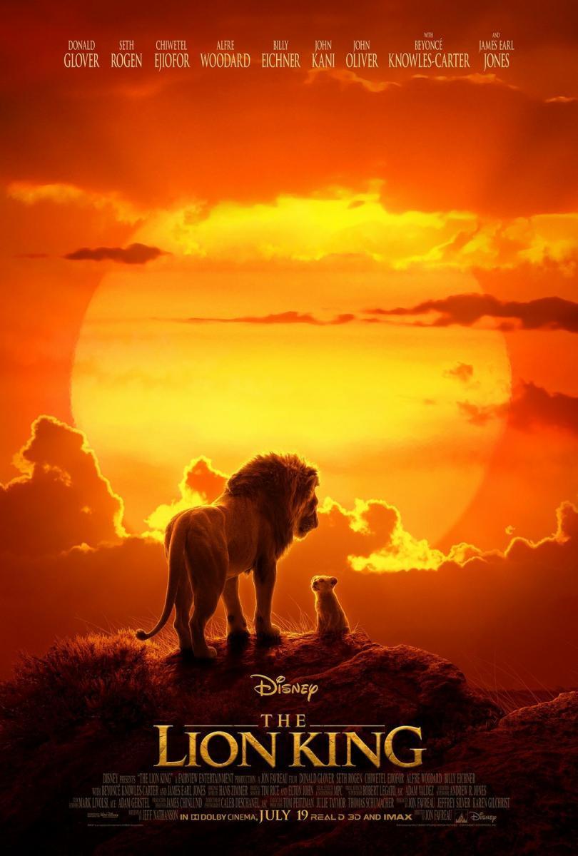 El rey león [2019][Esp Latino][1080p][Google Drive]