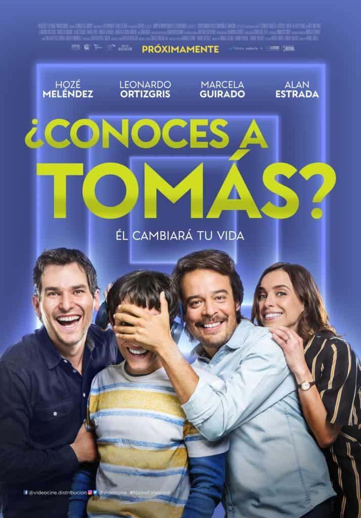 ¿Conoces a Tomás? [2019][Es Mexicano][1080p][MEGA]