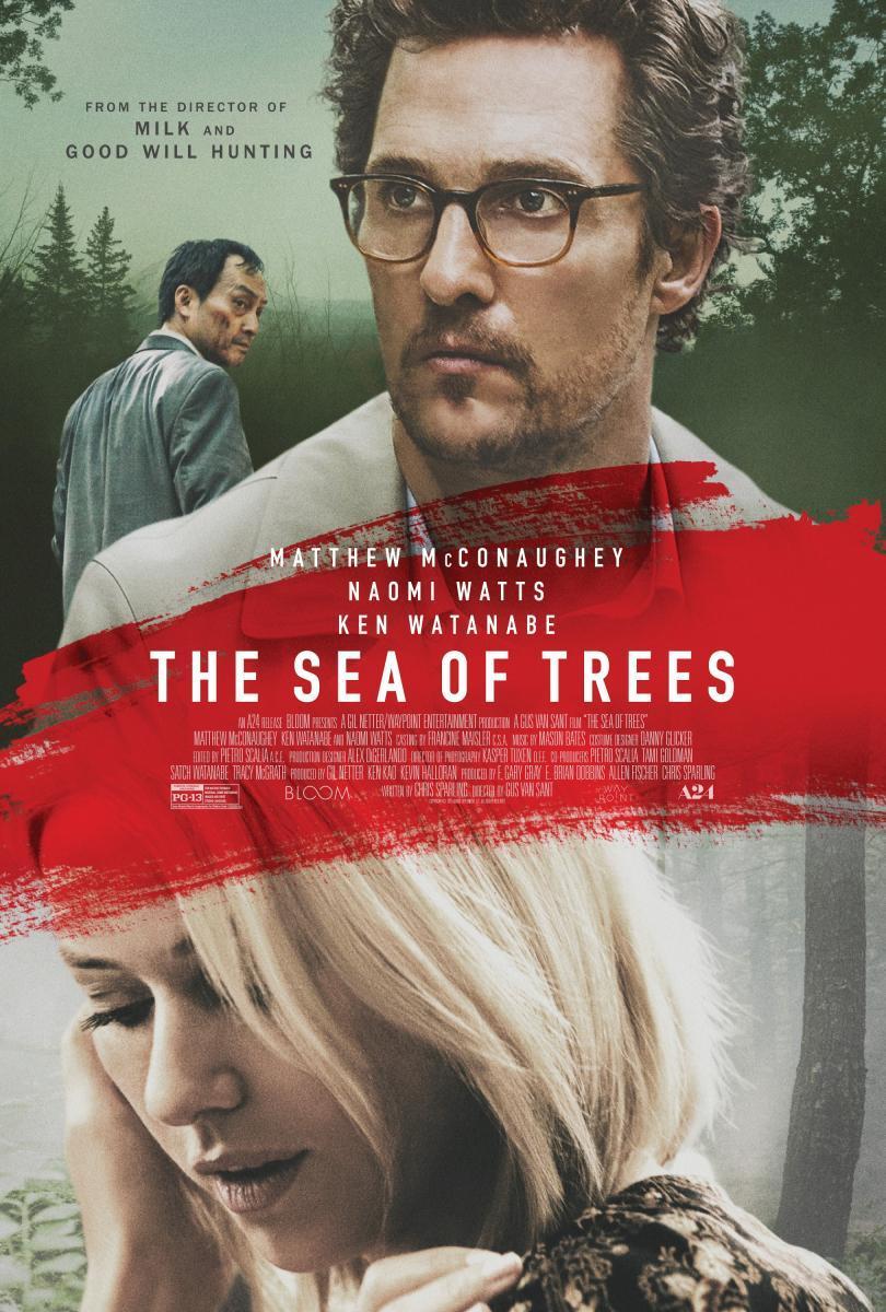 The Sea of Trees [2015][Latino][1080p][MEGA]