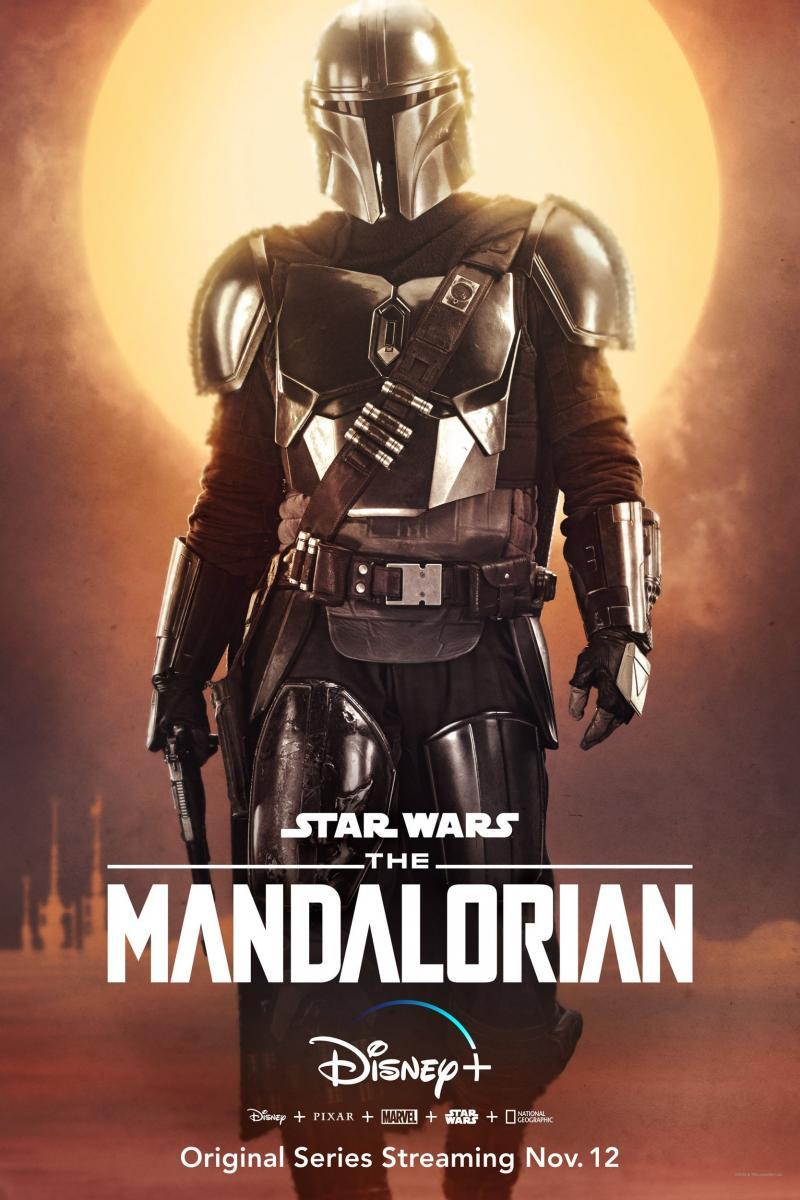 The Mandalorian Temporada 1 [2019][Latino][1080p][MEGA y GD]