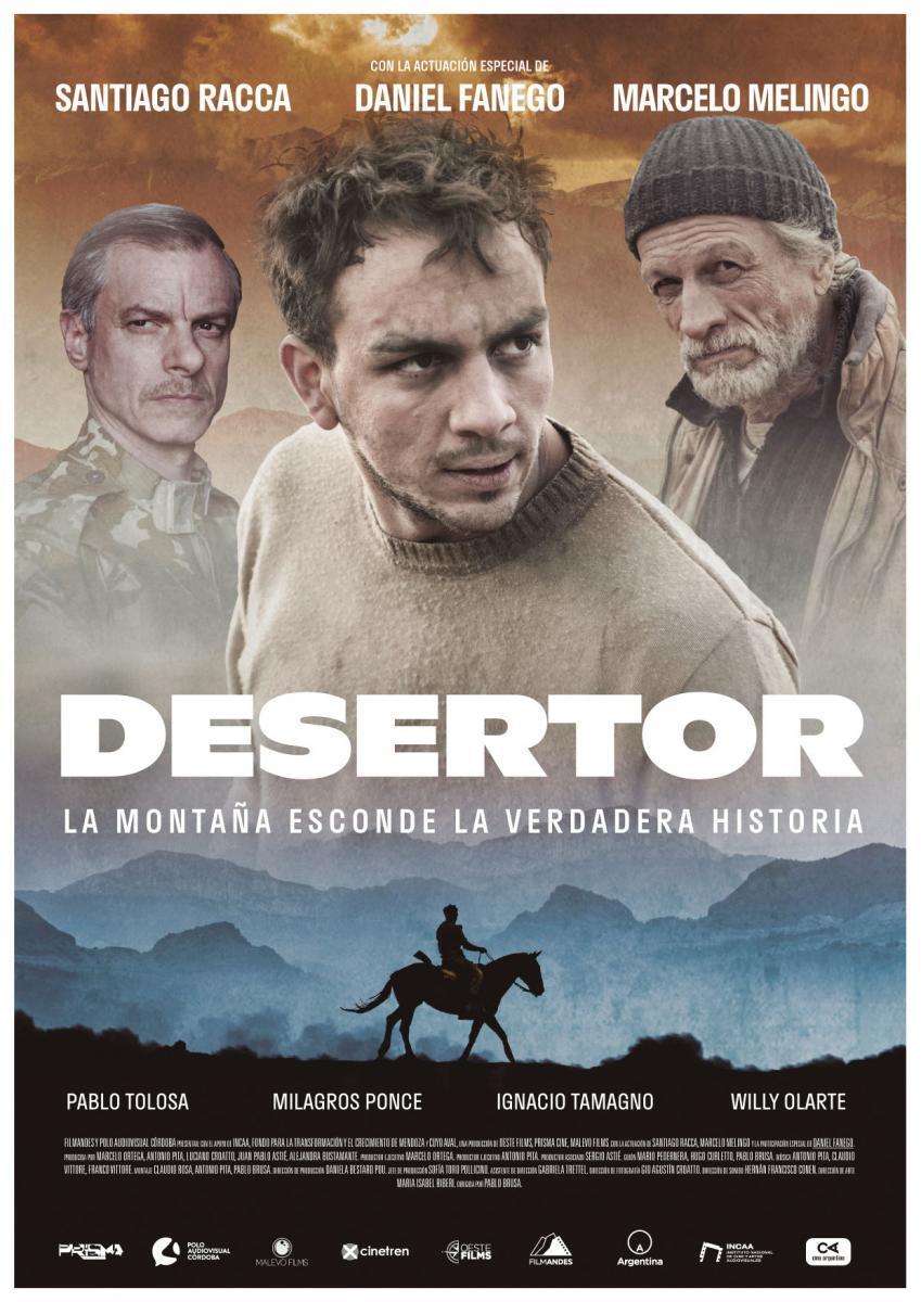 Desertor [2019][Es Argentino][1080p][MEGA y GD]