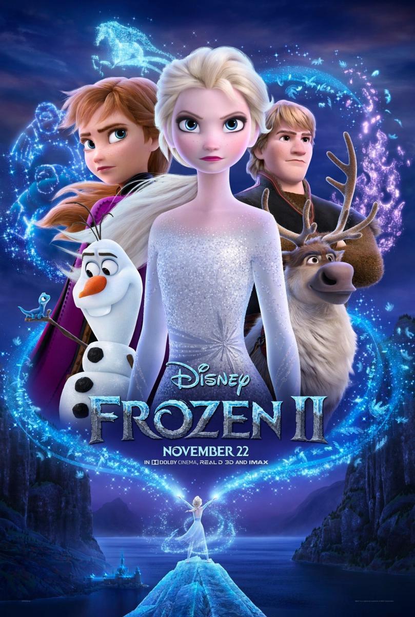 Frozen 2 (2019) [1080p] [Latino] [GD]