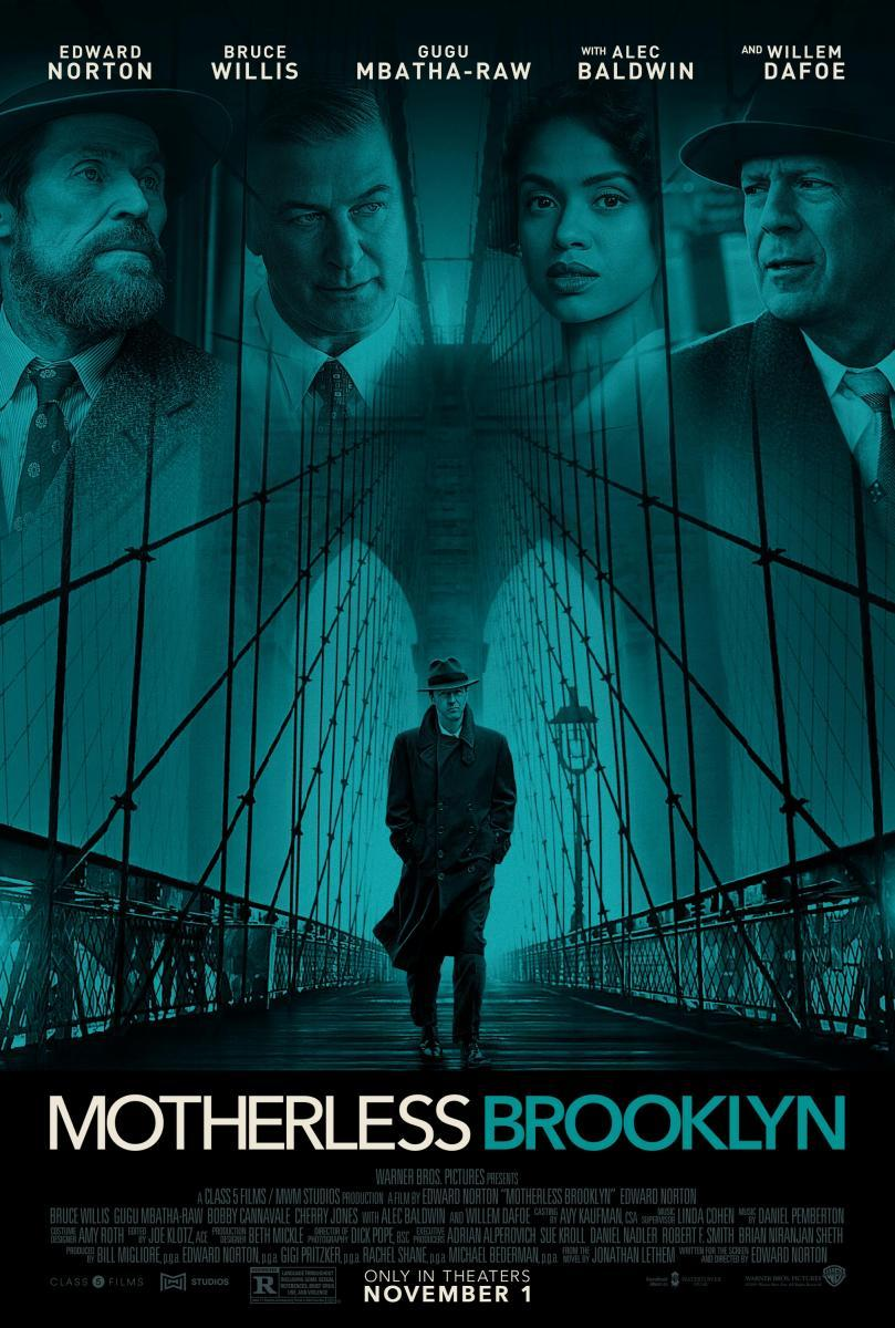 Motherless Brooklyn [2019][Es Latino][1080p][MEGA y GD]